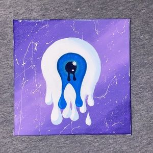 """Other - 6"""" x 6"""" Canvas Painting"""